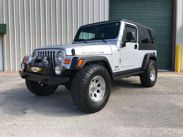 2006 Jeep Wrangler Unlimited Rubicon LJ