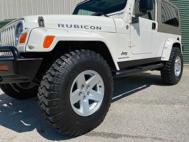 2006 Jeep Wrangler Unlimited Rubicon LJ Hard Top in Jacksonville , FL 32246