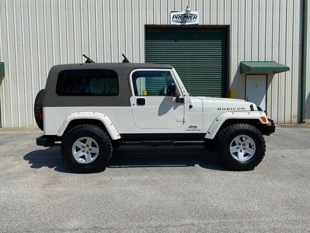 2006 Jeep Wrangler Unlimited Rubicon LJ Hard Top