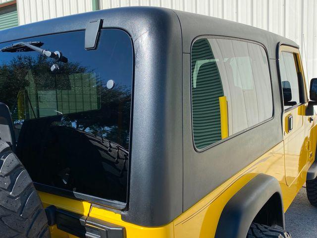 2006 Jeep Wrangler Unlimited LJ HARD TOP in Jacksonville , FL 32246