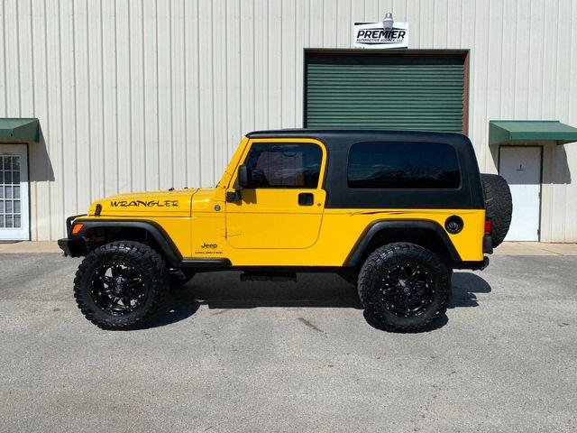 2006 Jeep Wrangler Unlimited LJ HARD TOP
