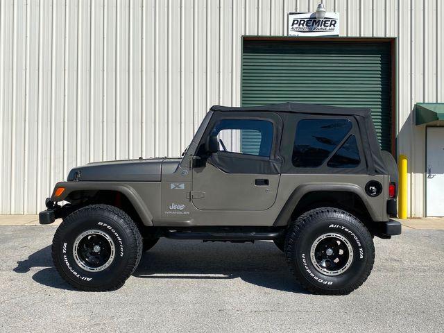 2006 Jeep Wrangler X Lifted
