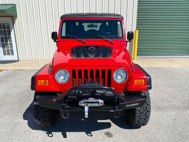 2006 Jeep Wrangler Unlimited GR8TOPS SAFARI TOP in Jacksonville , FL 32246