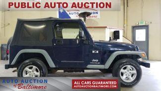 2006 Jeep Wrangler X | JOPPA, MD | Auto Auction of Baltimore  in Joppa MD