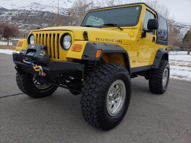 2006 Jeep Wrangler Rubicon LINDON, UT 1