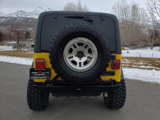 2006 Jeep Wrangler Rubicon LINDON, UT 18