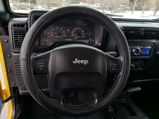 2006 Jeep Wrangler Rubicon LINDON, UT 20