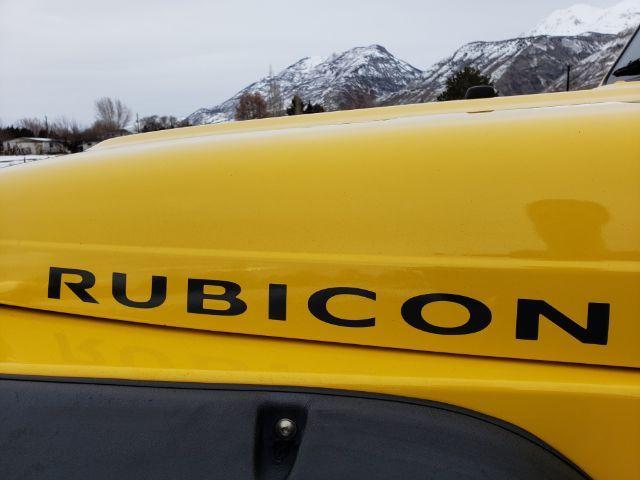 2006 Jeep Wrangler Rubicon LINDON, UT 6
