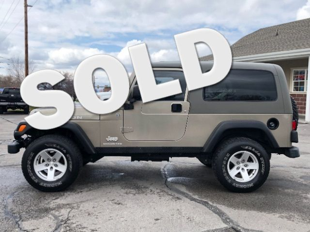 2006 Jeep Wrangler Unlimited Rubicon LWB LINDON, UT
