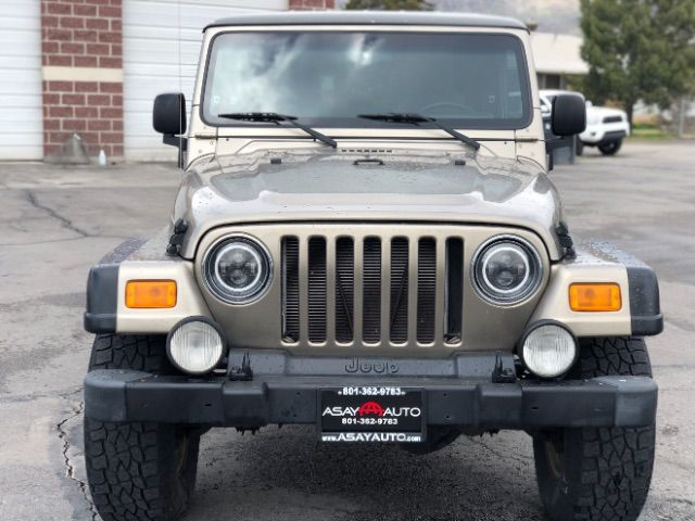 2006 Jeep Wrangler Unlimited Rubicon LWB LINDON, UT 5