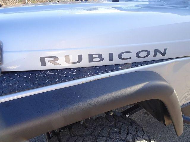 2006 Jeep Wrangler Unlimited Rubicon LWB Madison, NC 13