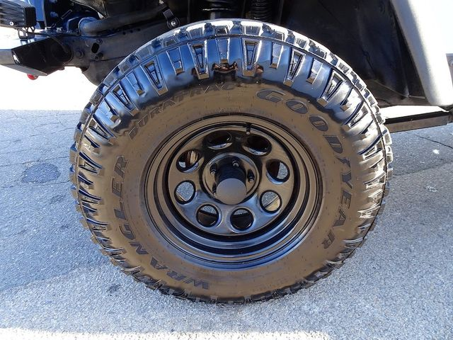 2006 Jeep Wrangler Unlimited Rubicon LWB Madison, NC 14
