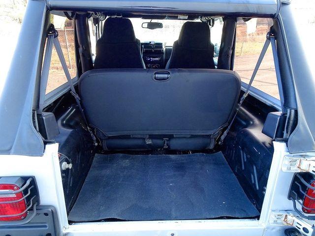 2006 Jeep Wrangler Unlimited Rubicon LWB Madison, NC 18
