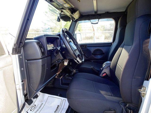 2006 Jeep Wrangler Unlimited Rubicon LWB Madison, NC 28