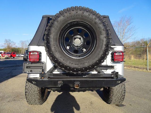 2006 Jeep Wrangler Unlimited Rubicon LWB Madison, NC 3