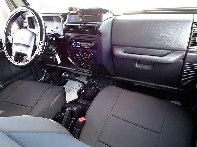 2006 Jeep Wrangler Unlimited Rubicon LWB Madison, NC 34