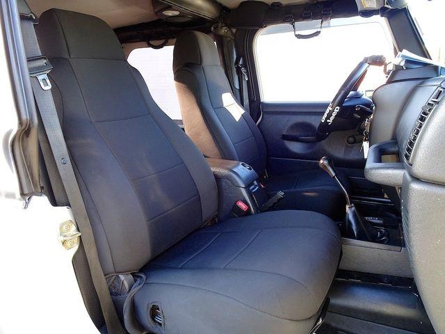 2006 Jeep Wrangler Unlimited Rubicon LWB Madison, NC 37