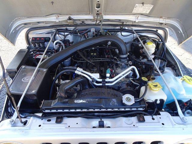 2006 Jeep Wrangler Unlimited Rubicon LWB Madison, NC 40