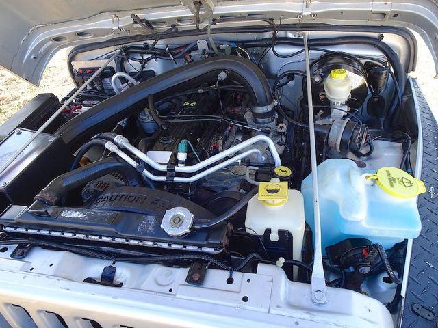 2006 Jeep Wrangler Unlimited Rubicon LWB Madison, NC 42