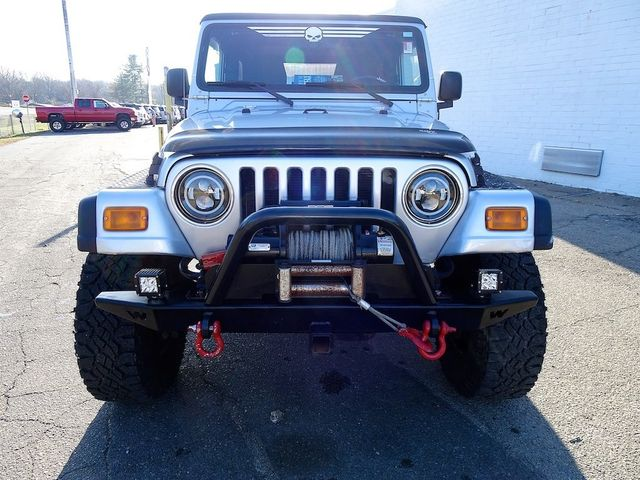 2006 Jeep Wrangler Unlimited Rubicon LWB Madison, NC 7