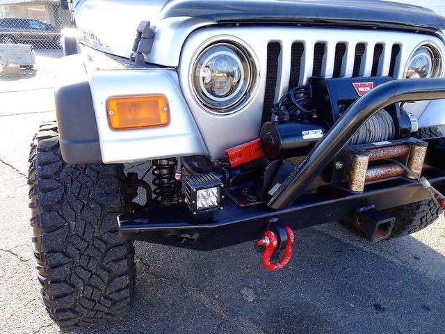 2006 Jeep Wrangler Unlimited Rubicon LWB Madison, NC 8