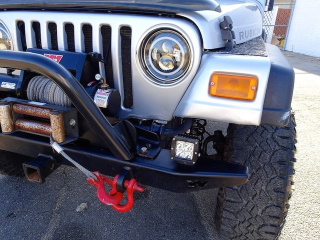 2006 Jeep Wrangler Unlimited Rubicon LWB Madison, NC 9