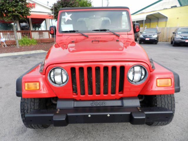 2006 Jeep Wrangler SE in Nashville, Tennessee 37211