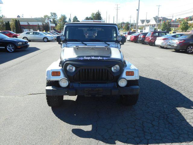 2006 Jeep Wrangler Sport New Windsor, New York 10