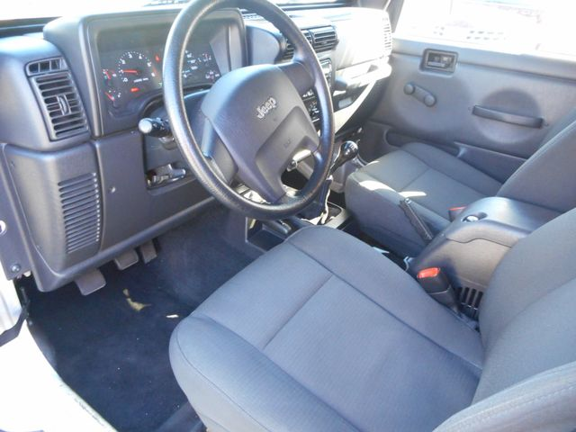 2006 Jeep Wrangler Sport New Windsor, New York 12