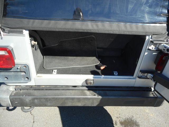 2006 Jeep Wrangler Sport New Windsor, New York 18