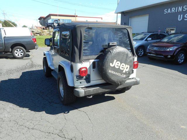 2006 Jeep Wrangler Sport New Windsor, New York 3