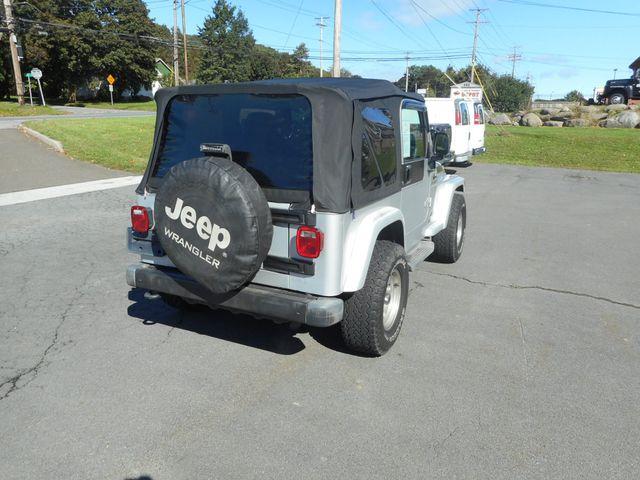 2006 Jeep Wrangler Sport New Windsor, New York 5