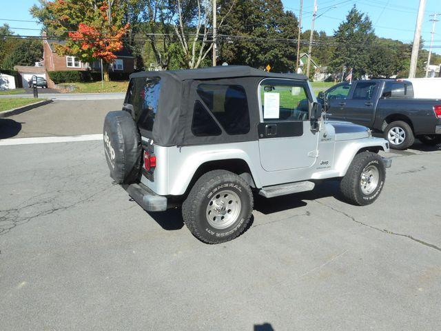 2006 Jeep Wrangler Sport New Windsor, New York 6