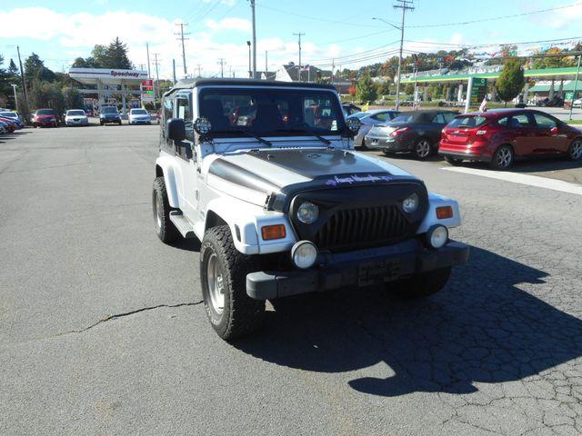 2006 Jeep Wrangler Sport New Windsor, New York 9