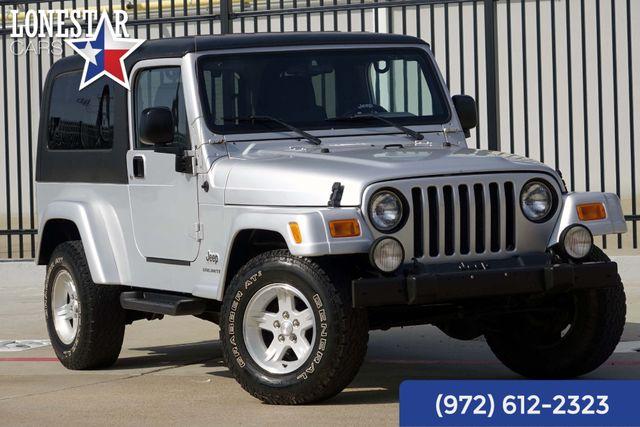 2006 Jeep Wrangler Unlimited LWB Hardtop