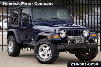 2006 Jeep Wrangler SE in Plano TX, 75093