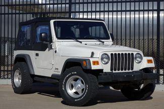2006 Jeep Wrangler SE* Manual* 4 Cly* 4x4* Soft Top* EZ Financing** | Plano, TX | Carrick's Autos in Plano TX