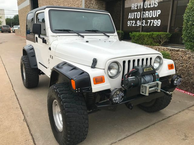 2006 Jeep Wrangler X , Hard Top, Lifted, Winch, 33 tires Only 90k Miles in Plano, Texas 75074