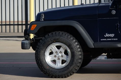 2006 Jeep Wrangler Unlimited LWB* auto* soft top* 4x4* EZ Finance* | Plano, TX | Carrick's Autos in Plano, TX
