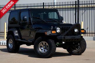 2006 Jeep Wrangler in Plano TX