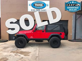 2006 Jeep Wrangler Unlimited Rubicon LWB   Pleasanton, TX   Pleasanton Truck Company in Pleasanton TX