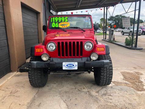 2006 Jeep Wrangler Unlimited Rubicon LWB | Pleasanton, TX | Pleasanton Truck Company in Pleasanton, TX