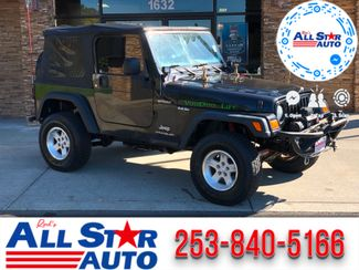 2006 Jeep Wrangler Sport in Puyallup Washington, 98371