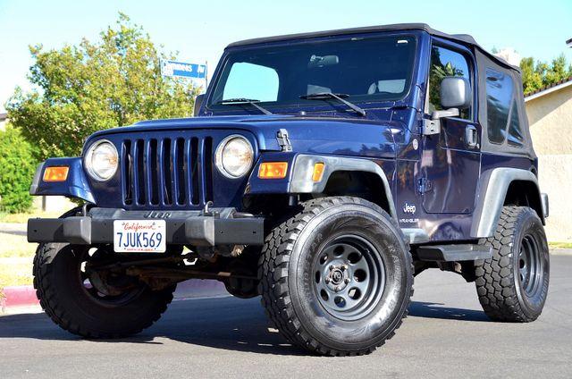 2006 Jeep Wrangler Sport Reseda, CA 1