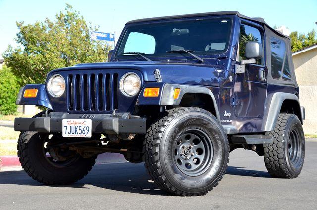 2006 Jeep Wrangler Sport Reseda, CA 5