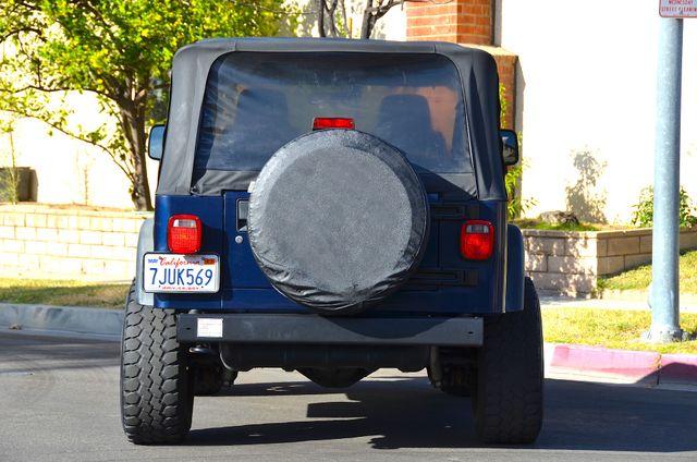 2006 Jeep Wrangler Sport Reseda, CA 19
