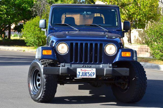 2006 Jeep Wrangler Sport Reseda, CA 8