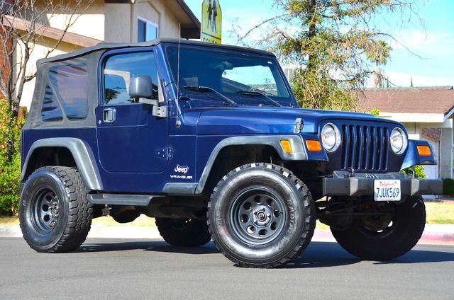 2006 Jeep Wrangler Sport Reseda, CA 20