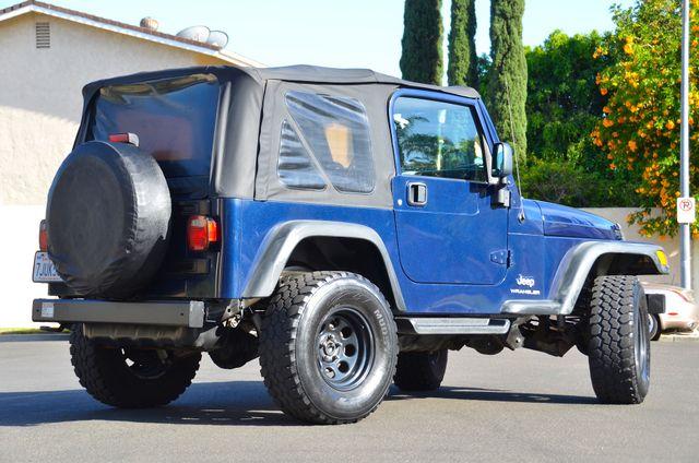 2006 Jeep Wrangler Sport Reseda, CA 21