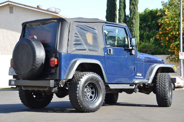 2006 Jeep Wrangler Sport Reseda, CA 22